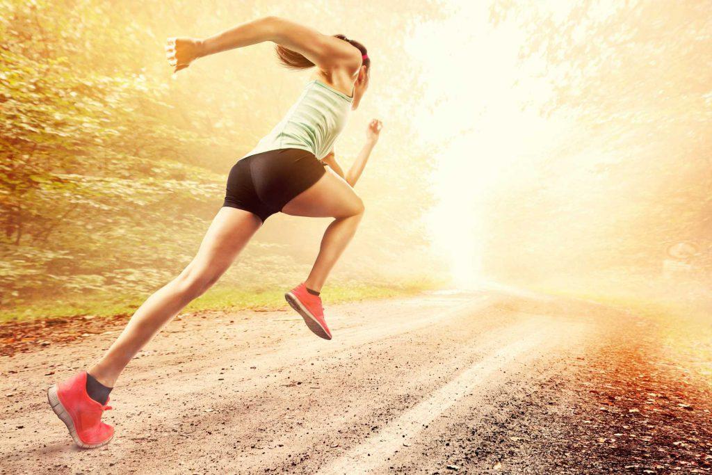 การวิ่งออกกำลังกาย